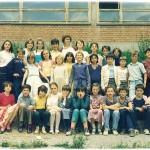 ГЕНЕРАЦИЈА 1974.г. УЧИТЕЉИЦА МИЛАНКА ГРУЈИЧИЋ, данас учитељи, професори, успешна виолинисткиња и међу њима наставник П. Цветић