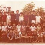 1971. ГОДИШТЕ СА УЧИТЕЉИЦОМ КОСАНОМ ШУМАНАЦ