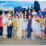 ГОДИШТЕ 1987. НАСТАВНИЦА  ДУШИЦА ЈЕРЕМИЋ