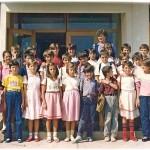 ГЕНЕРАЦИЈА 1975. СА УЧИТЕЉИЦОМ МИРОМ ЂУРИЋ У ИО ТУРИЦА