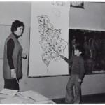 СНИМЉЕНО 1977. УЧИТЕЉИЦА МИЛАНКА ГРУЈИЧИЋ