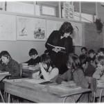 СНИМЉЕНО 1977. НАСТАВНИЦА  СРПСКОХРВАТСКОГ ЈЕЗИКА ИЛИНКА РАНКОВИЋ