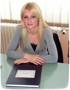 Учитељица Бојана Вујадиновић