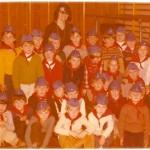 ГЕНЕРАЦИЈА ПИОНИРА 1973. СА УЧИТЕЉИЦОМ БОСОМ ДОГАНЏИЋ