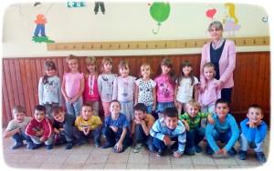 Предшколци васпитачице :Емилија Васовић