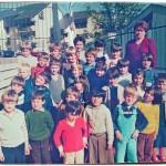 ГОДИШТЕ 1982. СА УЧИТЕЉИЦОМ МИЛИЦОМ ЗДРАВКОВИЋ