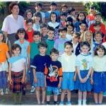 ГОДИШТЕ 1989. СА УЧИТЕЉИЦОМ СВЕТЛАНОМ МИЛУТИНОВИЋ