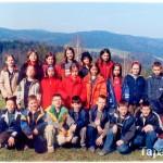 ГОДИШТЕ 1989. СА УЧИТЕЉИЦОМ СВЕТЛАНОМ МИЛУТИНОВИЋ НА РЕКРЕАТИВНОЈ НАСТАВИ