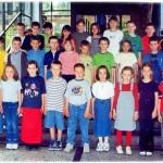ГОДИШТЕ 1993. СА УЧИТЕЉИЦОМ СВЕТЛАНОМ МИЛУТИНОВИЋ