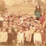 ГОДИШТЕ 1975. СА УЧИТЕЉИЦОМ ШИЉКОВИЋ