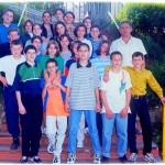 ГОДИШТЕ 1998. СА РАЗРЕДНИМ С. БОРИШОМ МИЛУТИНОВИЋЕМ