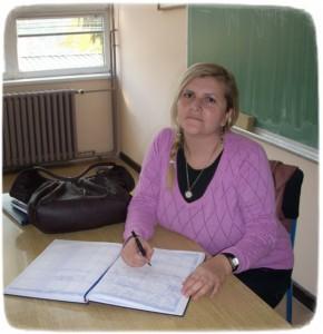 НАСТАВНИЦА ЕНГЛЕСКОГ ЈЕЗИКА МАРИЈАНА КАРГАНОВИЋ