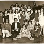 НАСТАВНИК МУЗИЧОГ РАДЕ ТАНАСКОВИЋ - СНИМЉЕНО 1975 ГОДИНЕ