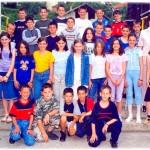 Генерација 1992., ИО Турица, учитељица Нада Томановић