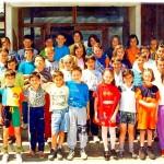 Генерација 1987., ИО Турица, учитељица Милка Митровић