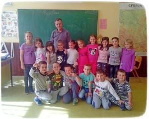 I-4   Учитељ  Жељко Тешевић