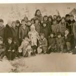 ГЕНЕРАЦИЈА 1969. НА ЗЛАТИБОРУ СА УЧИТЕЉИЦОМ ДОБРИЛОМ МИСАИЛОВИЋ
