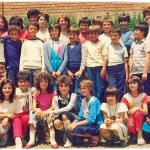 генерација 1974. са учитељицом Надом Ковачевић
