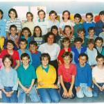 генерација 1977. са учитељицом Надом Караклајић