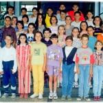 ГОДИШТЕ 1985. СА УЧИТЕЉИЦОМ СВЕТЛАНОМ МИЛУТИНОВИЋ