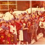 1981. ПОСЛЕДЊА ШТАФЕТА МЛАДОСТИ  ПРОЛАЗИ КРОЗ НАШ ГРАД