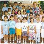 ГЕНЕРАЦИЈА 1983. СА УЧИТЕЉИЦОМ БИЉАНОМ АНТОНИЈЕВИЋ
