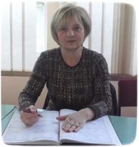Наставница Технике и технологије Параскева Ваљаревић