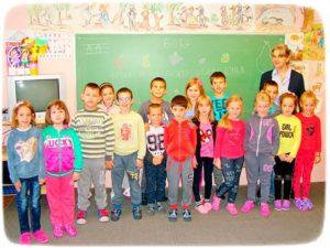 предшколци васпитачице Емилије Васовић