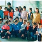 ГОД. 1977. СА УЧИТЕЉИЦОМ БОСОМ ДОГАНЏИЋ