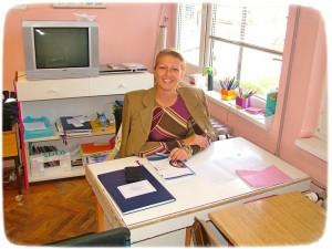 Учитељица Марина Јовановић