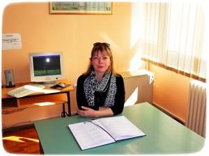 Учитељица Јелена Стојиловић
