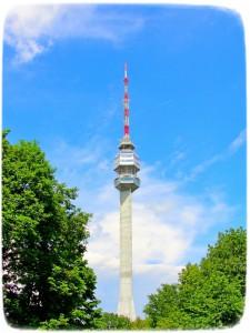 Avala_TV_Tower