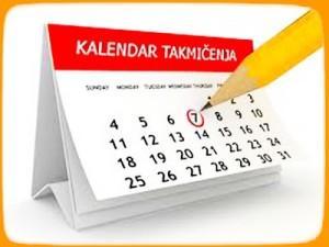 Kalendar takmicenja